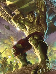 Immortal Hulk by Marvel - Limited Edition on Paper sized 18x24 inches. Available from Whitewall Galleries